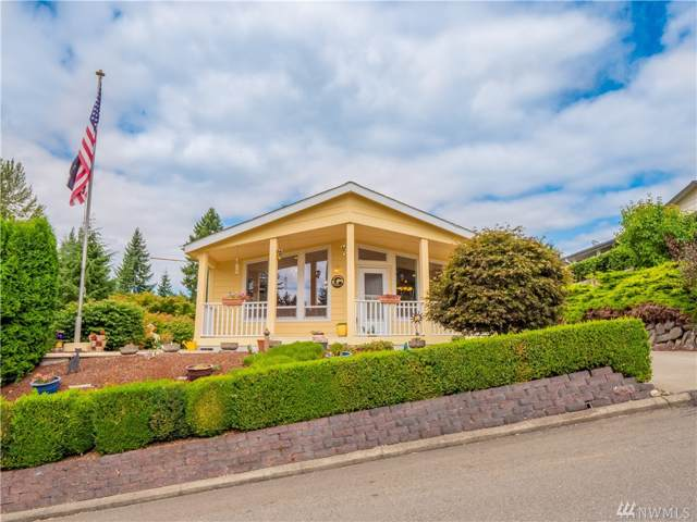 2500 S 370th St #187, Federal Way, WA 98003 (#1508255) :: NW Homeseekers