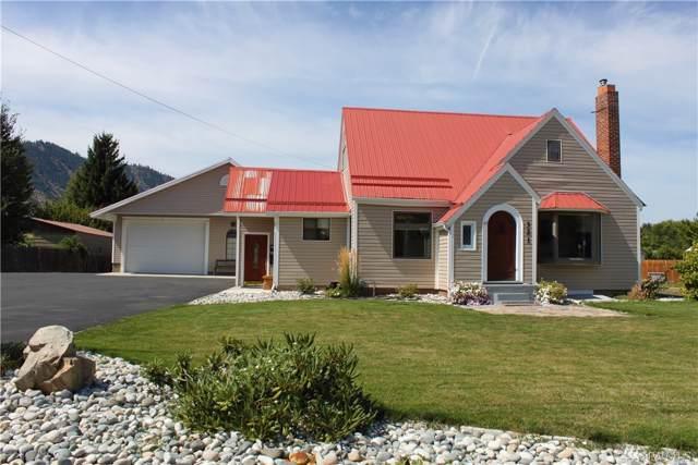 321 Tigner Rd, Cashmere, WA 98815 (#1508280) :: Ben Kinney Real Estate Team