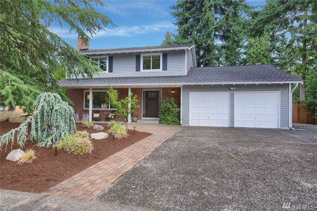 12704 SE 65th St, Bellevue, WA 98006 (#1508385) :: Ben Kinney Real Estate Team