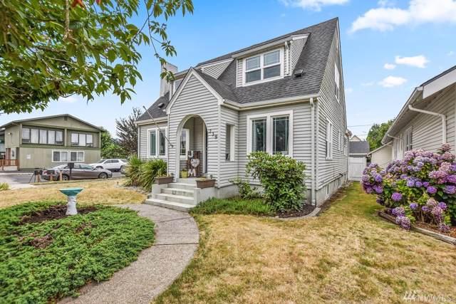 239 Front St SW, Castle Rock, WA 98611 (#1508468) :: Chris Cross Real Estate Group