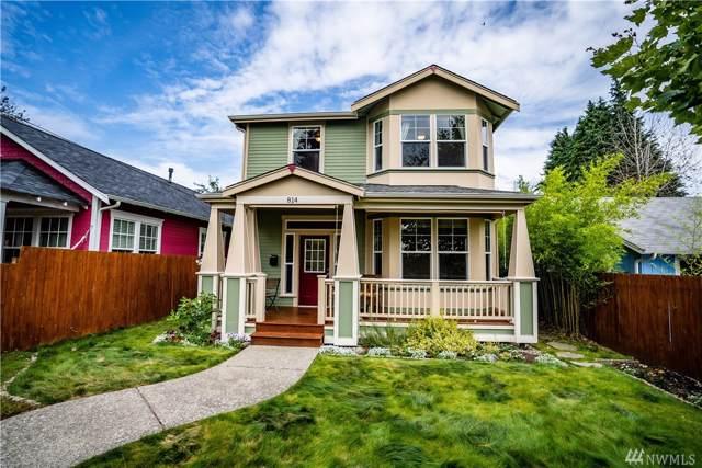 814 Eastside St NE, Olympia, WA 98506 (#1508551) :: Ben Kinney Real Estate Team