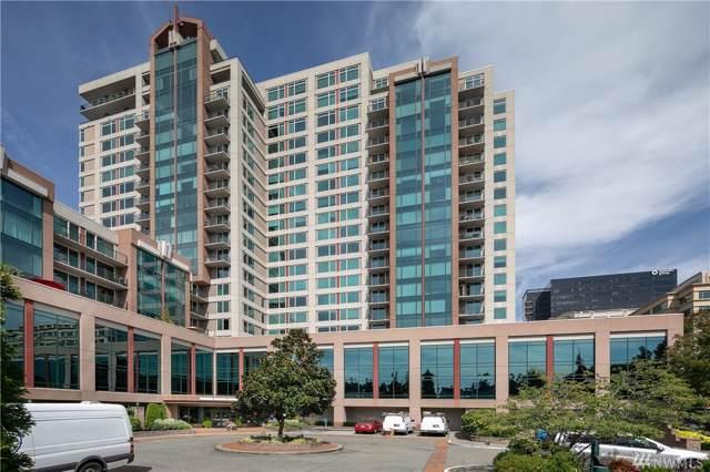 177 107th Ave NE #1404, Bellevue, WA 98004 (#1508613) :: Keller Williams Realty Greater Seattle