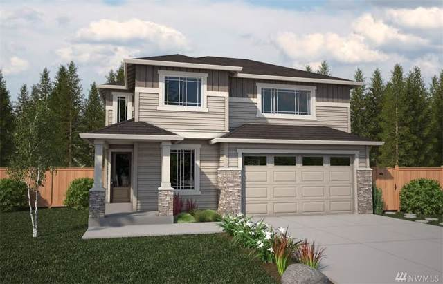 14612 200th (Lot 66) Ave E, Bonney Lake, WA 98391 (#1508649) :: Mike & Sandi Nelson Real Estate