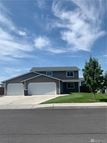 1610 S Skyline Dr, Moses Lake, WA 98837 (#1508677) :: Keller Williams Realty