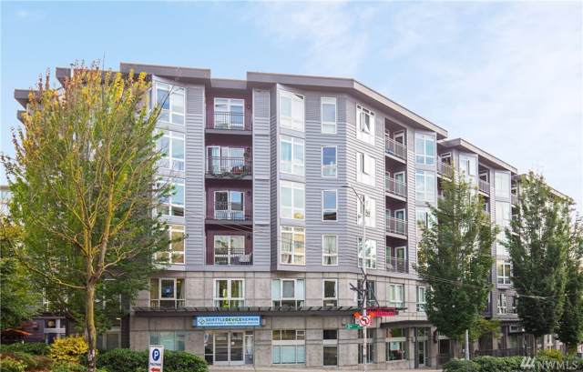 159 Denny Wy #307, Seattle, WA 98109 (#1508693) :: Real Estate Solutions Group