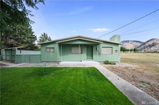6302 Pioneer Dr, Cashmere, WA 98815 (#1508890) :: Ben Kinney Real Estate Team
