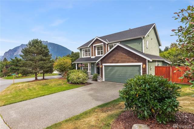 1185 SW 12th St, North Bend, WA 98045 (#1508933) :: The Kendra Todd Group at Keller Williams