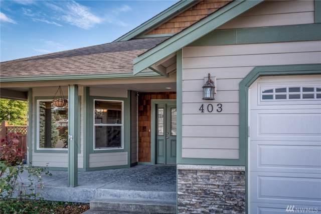 403 Jackson Ct, Nooksack, WA 98276 (#1508960) :: Crutcher Dennis - My Puget Sound Homes