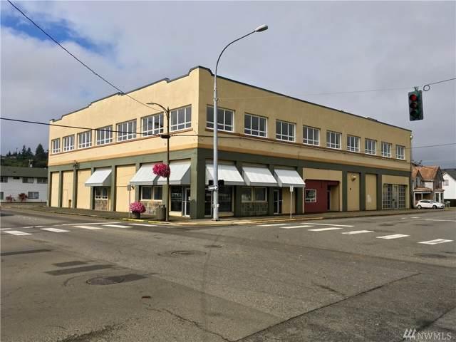 220 5th St, Hoquiam, WA 98550 (#1509043) :: Crutcher Dennis - My Puget Sound Homes