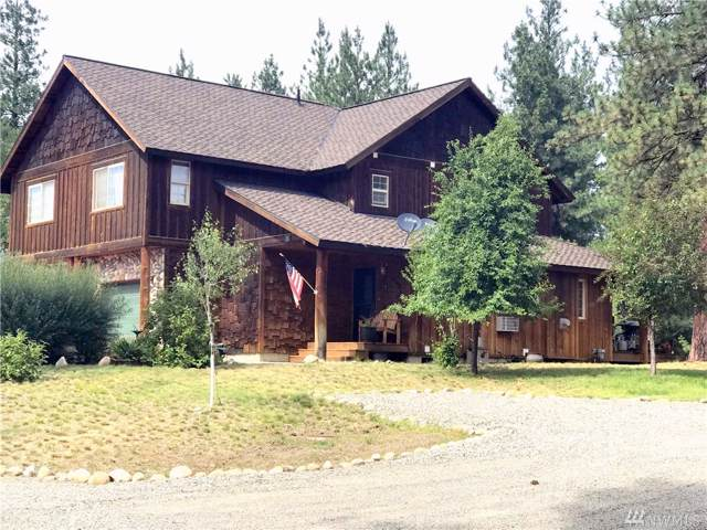 1111 State Route 20 #5, Winthrop, WA 98862 (MLS #1509133) :: Nick McLean Real Estate Group