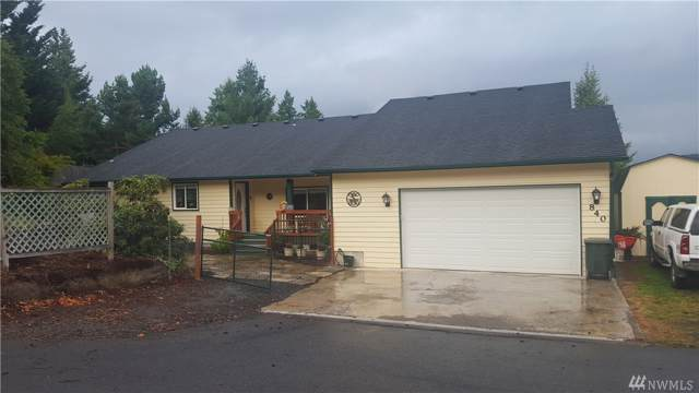 840 Center St W, Eatonville, WA 98328 (#1509185) :: Chris Cross Real Estate Group