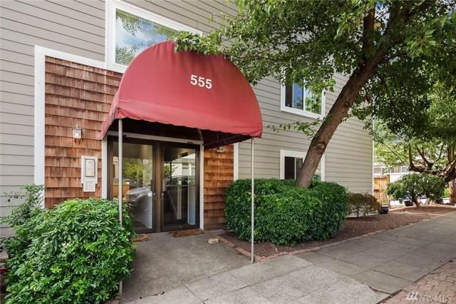 555 Prospect St #4, Seattle, WA 98109 (#1509231) :: NW Homeseekers