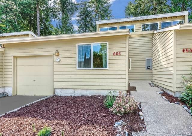 666 156th Ave NE #12, Bellevue, WA 98007 (#1509256) :: Ben Kinney Real Estate Team