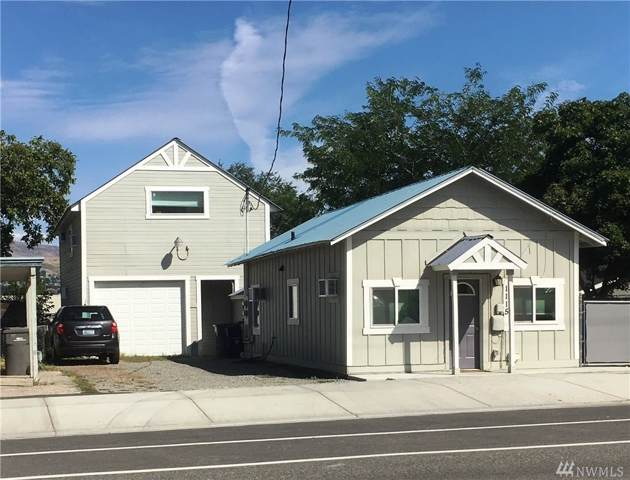 1115 N Princeton Ave, Wenatchee, WA 98801 (#1509257) :: Ben Kinney Real Estate Team