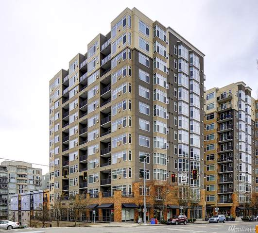 2801 1st Ave #305, Seattle, WA 98121 (#1509278) :: Costello Team