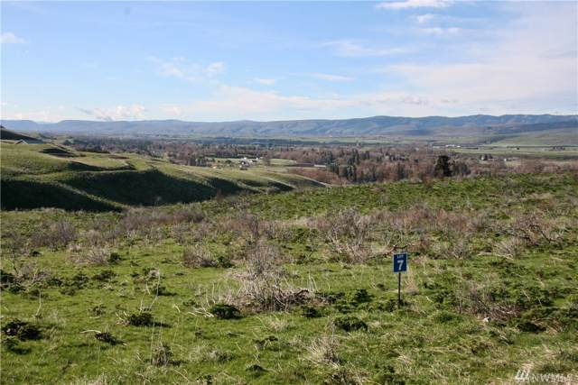 0 Deer Valley Lot 7 Dr, Ellensburg, WA 98926 (MLS #1509361) :: Nick McLean Real Estate Group