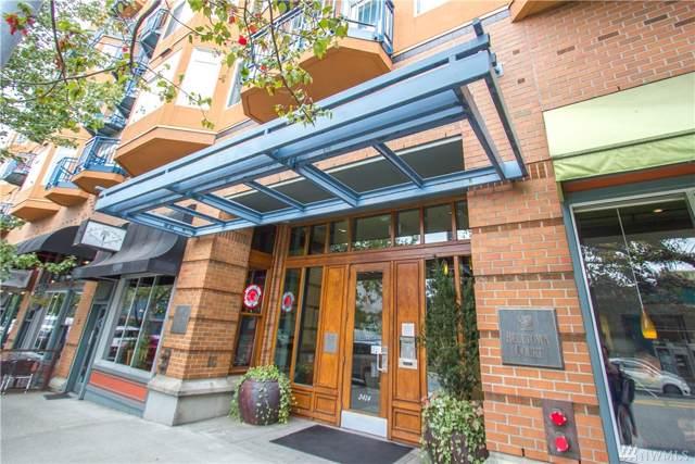 2414 1st Ave #417, Seattle, WA 98121 (#1509422) :: Record Real Estate