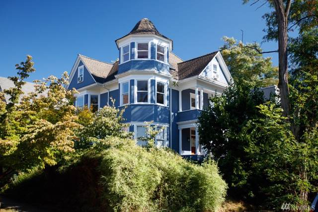 932 16th Ave, Seattle, WA 98122 (#1509439) :: Real Estate Solutions Group