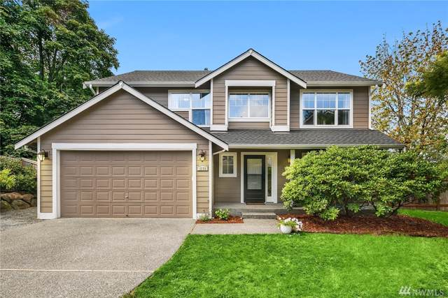 1100 SW 12th St, North Bend, WA 98045 (#1509579) :: The Kendra Todd Group at Keller Williams
