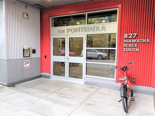 827 Hiawatha Place S #514, Seattle, WA 98144 (#1509687) :: Lucas Pinto Real Estate Group