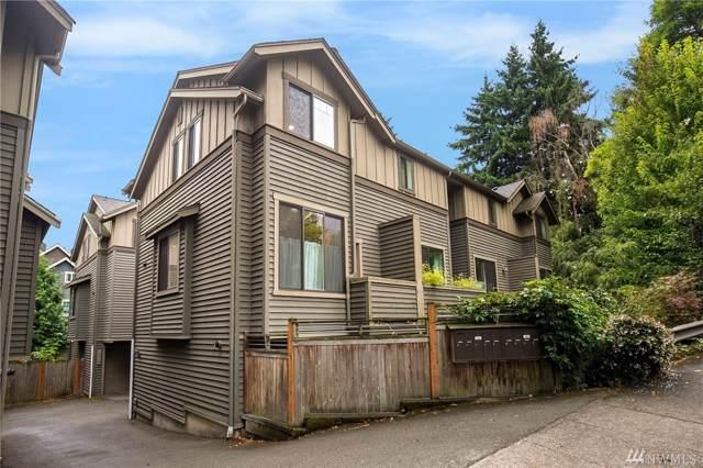 1017 NE 125th St D, Seattle, WA 98125 (#1509792) :: Record Real Estate