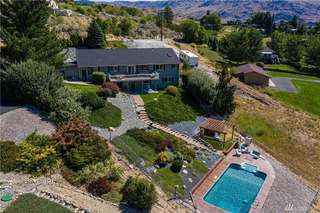 660 Riverview Cemetery Rd, Chelan, WA 98816 (#1509796) :: Real Estate Solutions Group