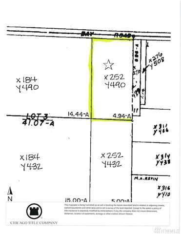 0 Bay Rd, Ferndale, WA 98248 (#1509951) :: Keller Williams Realty