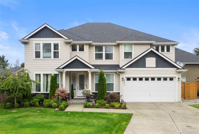 8101 135th St Ct E, Puyallup, WA 98373 (#1509994) :: Crutcher Dennis - My Puget Sound Homes