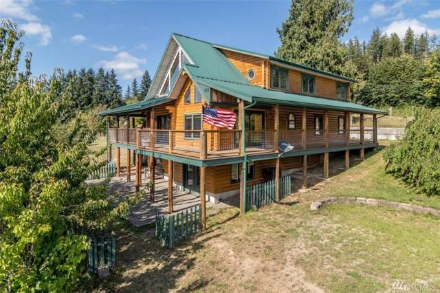 1072 Dabob Rd, Quilcene, WA 98376 (#1510056) :: Icon Real Estate Group