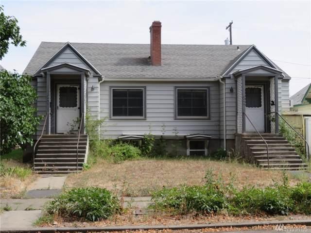 206 E 4th Ave, Ritzville, WA 99169 (#1510080) :: Lucas Pinto Real Estate Group