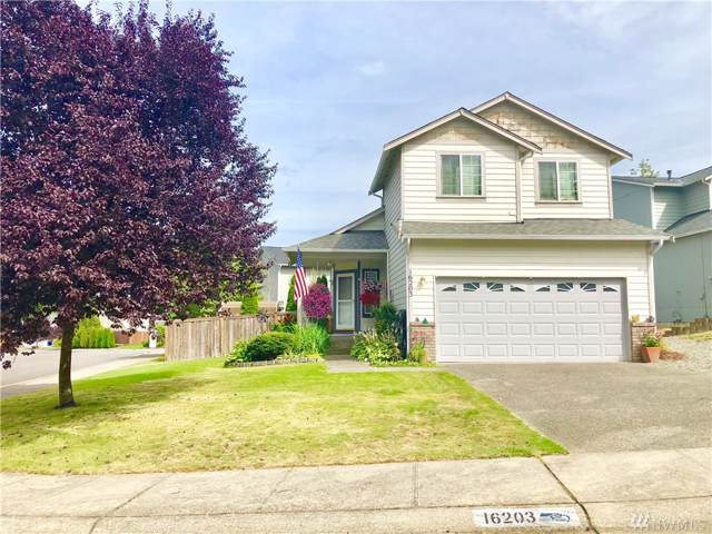 16203 86th Av Ct E, Puyallup, WA 98375 (#1510164) :: Better Properties Lacey