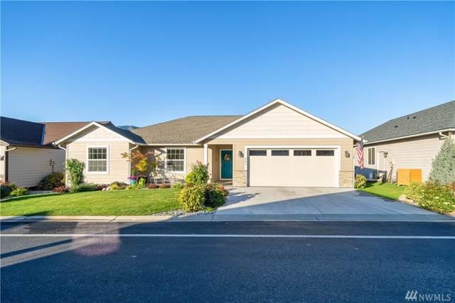 203 Village Dr, Manson, WA 98831 (#1510206) :: Canterwood Real Estate Team