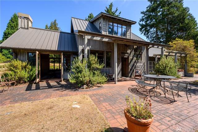 130 S Harmon Ranch Rd, Decatur Island, WA 98221 (#1510391) :: Ben Kinney Real Estate Team
