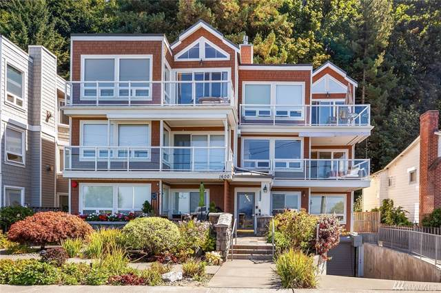 1600 Alki Ave SW #202, Seattle, WA 98116 (#1510826) :: Real Estate Solutions Group