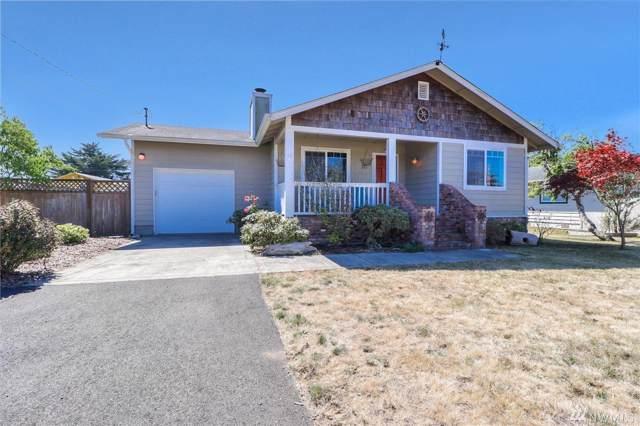 221 W Seattle Ave, Westport, WA 98595 (#1511220) :: Chris Cross Real Estate Group