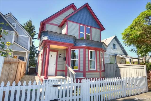 618 S Anderson St, Tacoma, WA 98405 (#1511519) :: Ben Kinney Real Estate Team