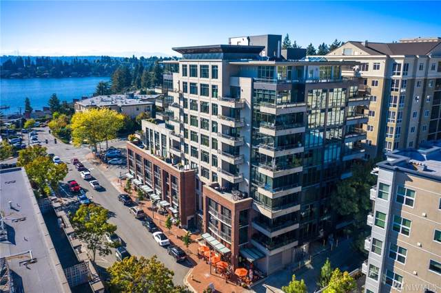 10000 Main St #508, Bellevue, WA 98004 (#1511629) :: Lucas Pinto Real Estate Group