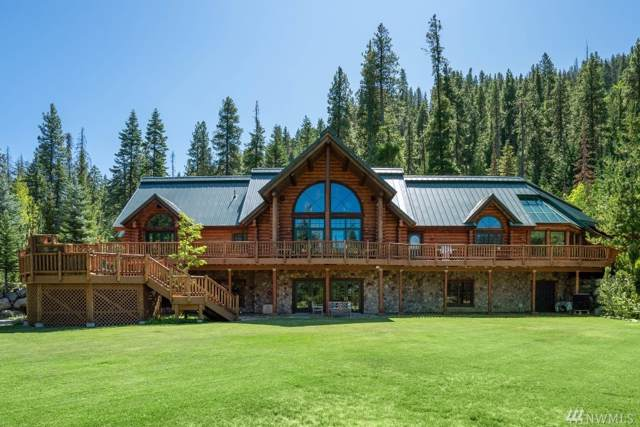 20910 Steller Jay Rd, Leavenworth, WA 98826 (#1511657) :: Liv Real Estate Group