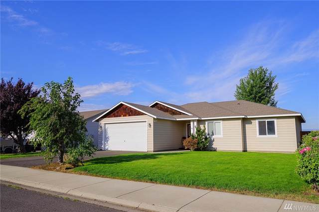 209 N Benton St, Kittitas, WA 98934 (#1512189) :: Ben Kinney Real Estate Team