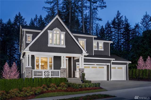 9321 NE 173rd (Site 10 - Model Home) St, Bothell, WA 98011 (#1512880) :: Liv Real Estate Group