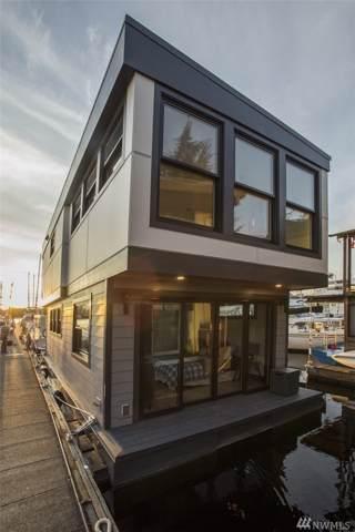 2540 Westlake Ave N #5, Seattle, WA 98109 (#1513023) :: Record Real Estate