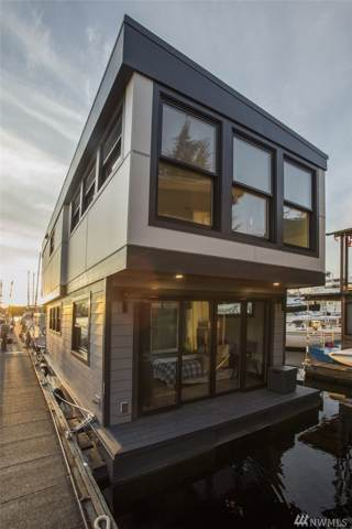 2540 Westlake Ave N #5, Seattle, WA 98109 (#1513023) :: Alchemy Real Estate