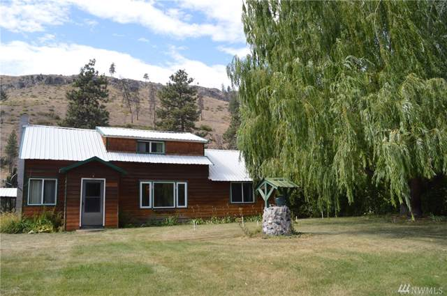 1503-B Highway 153, Methow, WA 98834 (#1513076) :: Keller Williams Western Realty