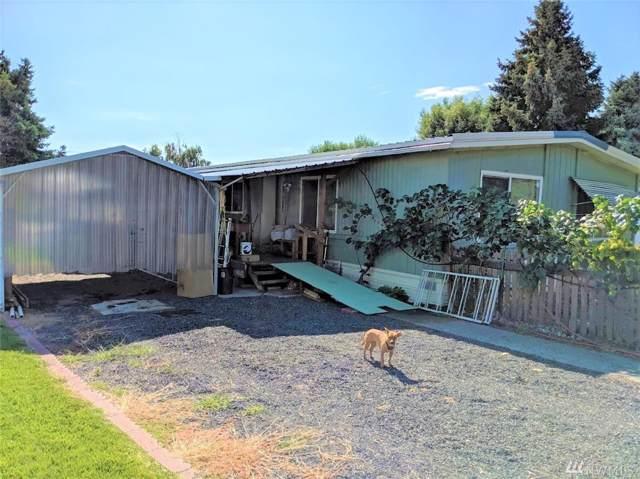 3131 W Wapato Dr #74, Moses Lake, WA 98837 (MLS #1513224) :: Nick McLean Real Estate Group