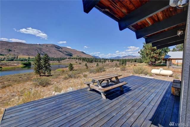 172 Twin Lakes Dr, Winthrop, WA 98862 (#1513405) :: Chris Cross Real Estate Group