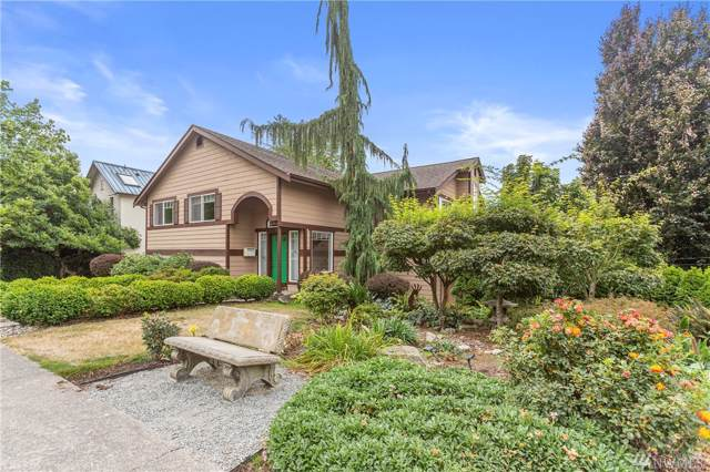 1821 S Charles St, Seattle, WA 98144 (#1513821) :: Chris Cross Real Estate Group