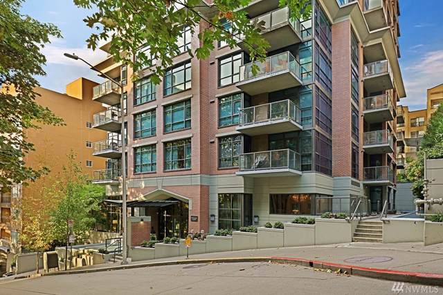 1420 Terry Ave #2001, Seattle, WA 98101 (#1513931) :: Real Estate Solutions Group