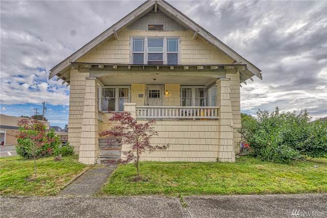 803 W 3rd St, Aberdeen, WA 98520 (#1513987) :: Chris Cross Real Estate Group