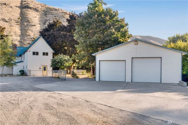 4727 Entiat River Road, Entiat, WA 98822 (#1514087) :: Ben Kinney Real Estate Team