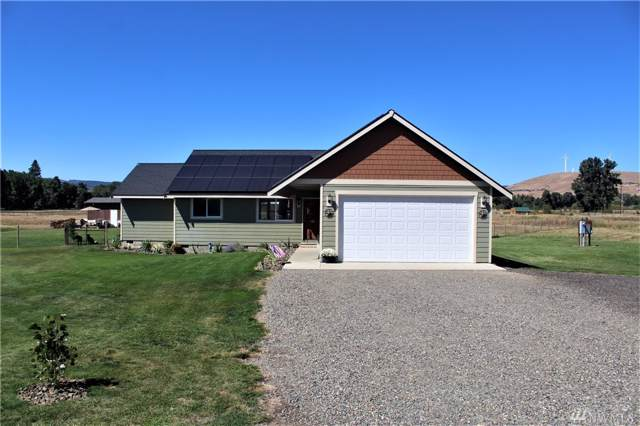244 Rocky River Road, Ellensburg, WA 98926 (MLS #1514125) :: Nick McLean Real Estate Group